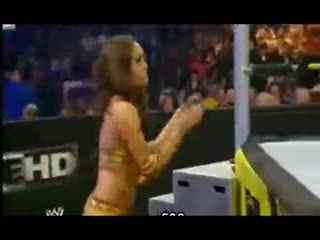 wwe美国职业摔角 wwe女子摔跤之要害攻击