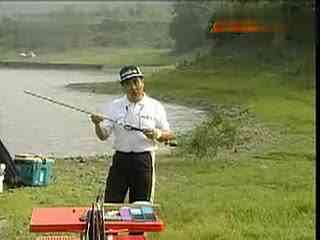 钓鱼视频教学钓鱼视频v视频技巧--华数TV克丽缇娜11植浮如何用图片