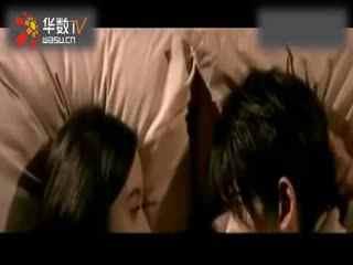 【吻戏床片段】《美女不坏》激情床上戏片段