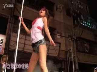 辣妹美女给力热舞