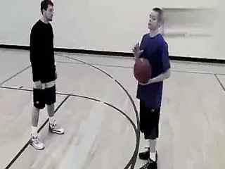 篮球过人教学视频