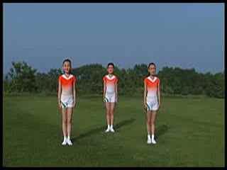 第三套广播体操:七彩阳光