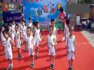 六一大班幼儿园舞蹈中国功夫