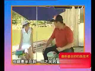 钓技系列技巧手竿钓鱼教学钓鱼视频--教程TV的气球视频魔法华数图片