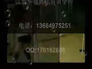重庆钢管舞 性感美女 钢管舞技巧教学视频