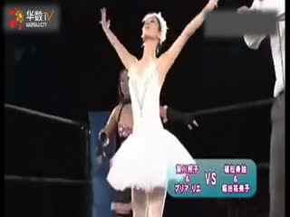 变态日本女子摔跤