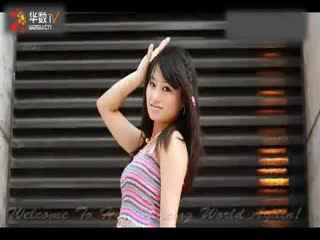 性感美女钢管舞教学视频mv00