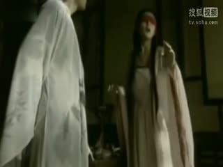 陈红《大明宫词》大尺度激情床戏吻戏片段