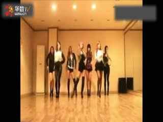 韩国性感美女舞蹈教学