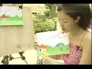 儿童学画画-简笔画--蝴蝶