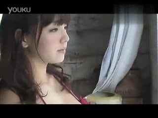 【湿身写真】日本童颜巨乳女优湿身爆乳写真