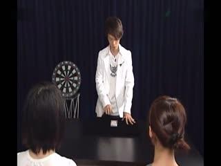 扑克牌魔术v魔术技巧魔术教学华数--飞镖TV奶块预言图片