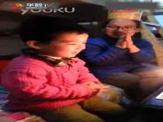 张艺潇给妈妈唱生日歌--华数TV