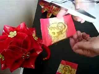 兔子灯笼制作方法 手工袋制作方法 手工袋制作方法