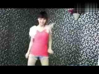 韩国美女主播 coco 骑马舞