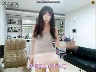 超美的韩国美女主播