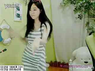 韩国美女主播 美女热舞