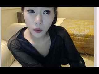 韩国超正人气美女主播
