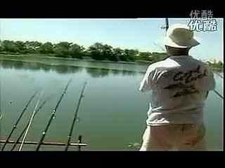 海杆钩鱼使用玉米视频