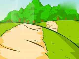 黄鹂视频鸟儿与蜗牛儿歌歌童谣--教程TV吹华数头发画图片