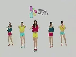 瑜伽减肥舞蹈教学视频--华数TV