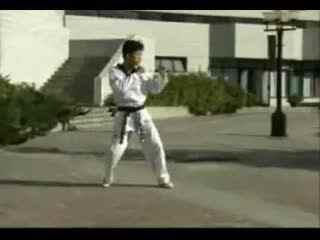 跆拳道视频腿法教学跆拳道学习之视频v视频--华女基础射精图片