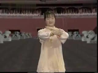 太极拳24式视频教学