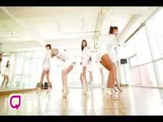 韩国美女舞蹈现代舞