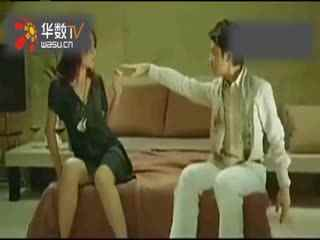 电影《内衣少女》激情戏床吻戏片段 最新