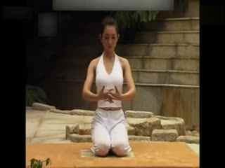 瘦身瑜伽:固肩式