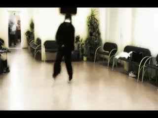 墨尔本曳步舞美女鬼步舞