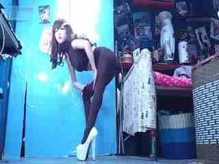 美女车模模特主播韩国