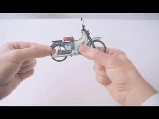 三天点击破百万的 本田汽车创意广告