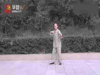 付清泉杨氏太极拳85式_31图片