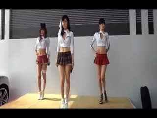 韩国美女热舞