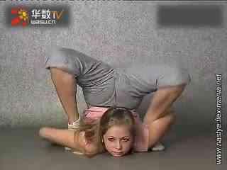 蒙古柔术柔术训练柔术表演杂技表演杂技训练_3图片