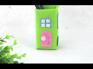 diy废物利用:如何用啤酒瓶制作田园风花瓶 简单手工艺品