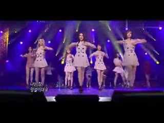 鬼步舞舞曲嗨翻全场 韩国美女组合