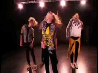 国外美女火爆街舞 街舞视频