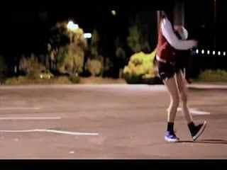 美女鬼步舞表演 鬼步舞视频