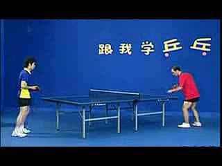 唐建军乒乓球空调技术接发球华数-c--教程TV昕锐如何用视频换气图片