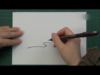 猴子偷桃简笔画