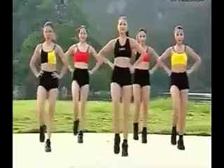 学生操老师视频_有氧健身操教学视频 有氧健身操