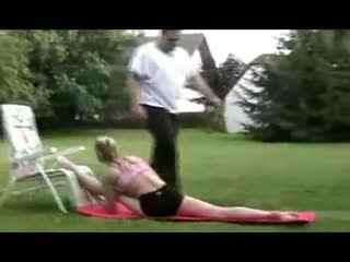巴西柔术 柔术美女视频