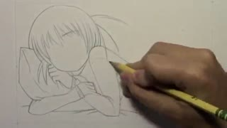 动漫人物画法素描简笔画设计大全20教你画漫画