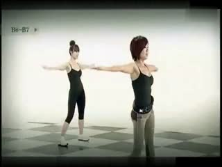 郑多燕健身舞 减肥舞蹈教学视频 瘦身瑜伽--华