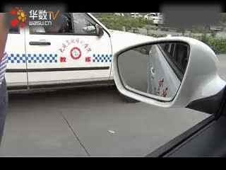 驾校一点通科目二倒车入库后视镜怎么调