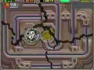 单机游戏青蛙祖玛_