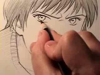 动漫人物画法素描简笔画设计大全28教你画漫画