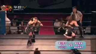 日本变态游戏:女子摔跤